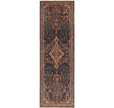 Image of 3' 5 x 10' 8 Liliyan Persian Runner ...