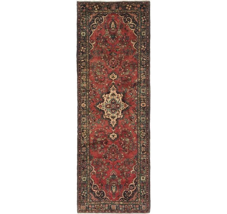 3' 9 x 10' 6 Shahrbaft Persian Runne...