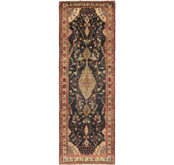 Image of 107cm x 310cm Jozan Persian Runner Rug