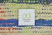 5' x 5' 5 Moroccan Square Rug thumbnail