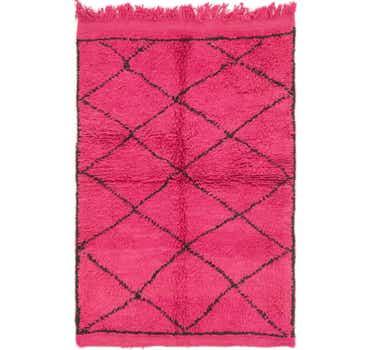 Image of  3' 4 x 5' Moroccan Rug