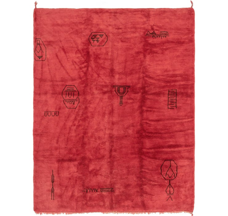10' 2 x 13' Moroccan Rug