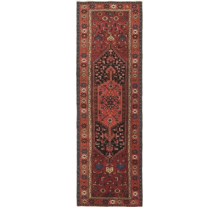 Image of 100cm x 310cm Tuiserkan Persian Runne...