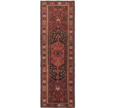 Image of 3' 3 x 10' 2 Tuiserkan Persian Runne...