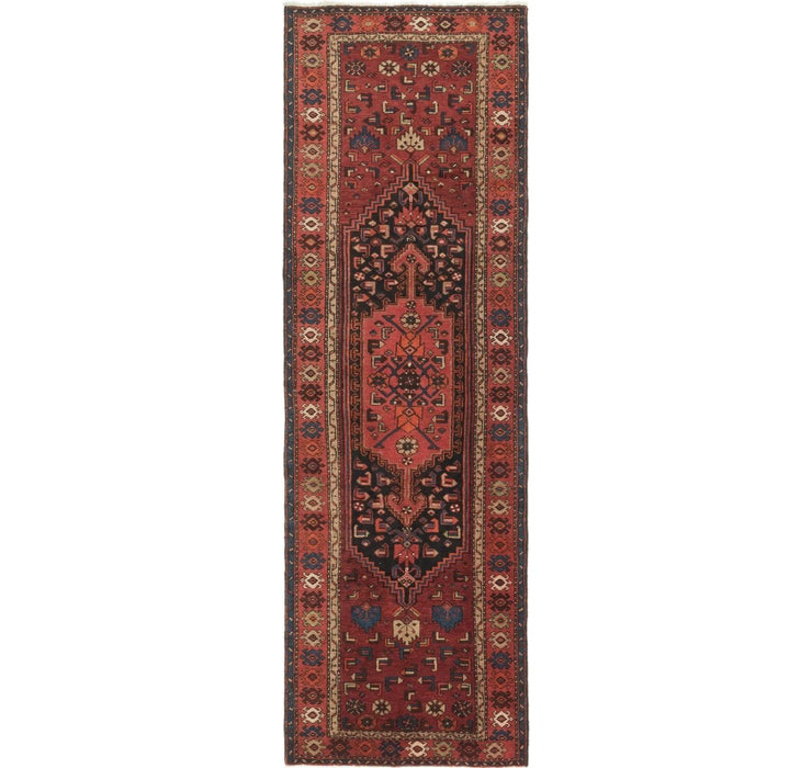 Image of 100cm x 310cm Tuiserkan Persian Runne...