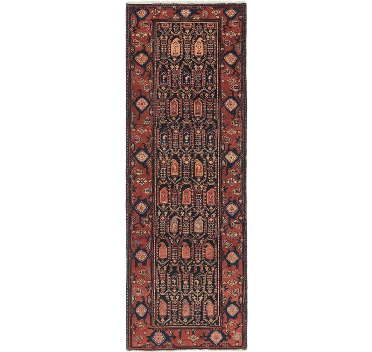 105cm x 300cm Malayer Persian Runner ...