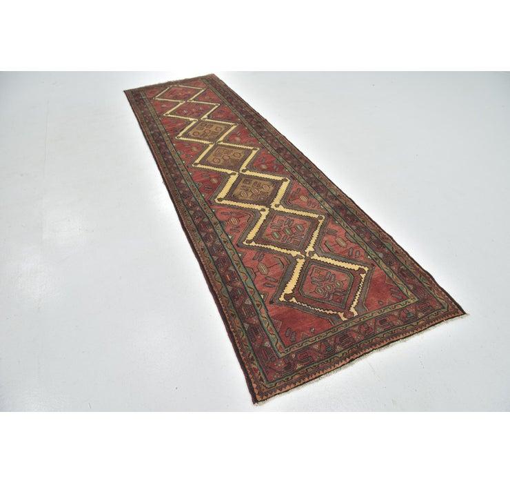 102cm x 360cm Chenar Persian Runner Rug