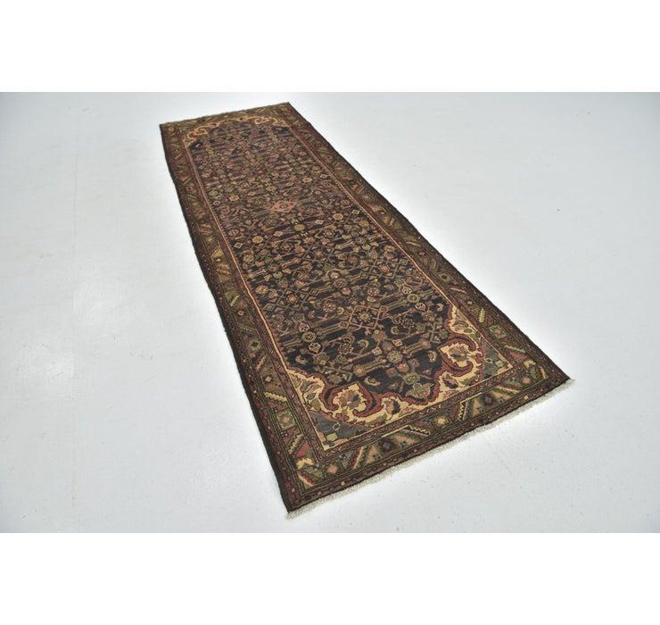 Image of 105cm x 310cm Shahsavand Persian Runn...