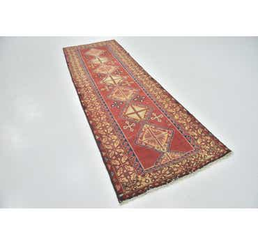 Image of 3' 5 x 10' 2 Sarab Persian Runner Rug
