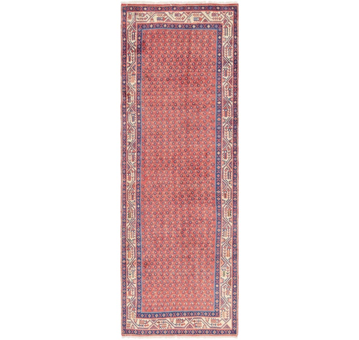 3' 7 x 10' 6 Botemir Persian Runner ...