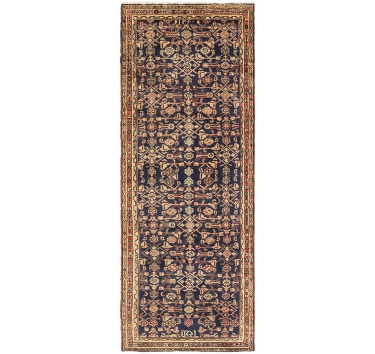 Image of 3' 3 x 9' 10 Malayer Persian Runner ...