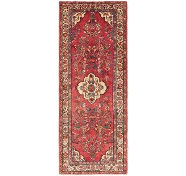 3' 10 x 10' 7 Borchelu Persian Runner Rug main image