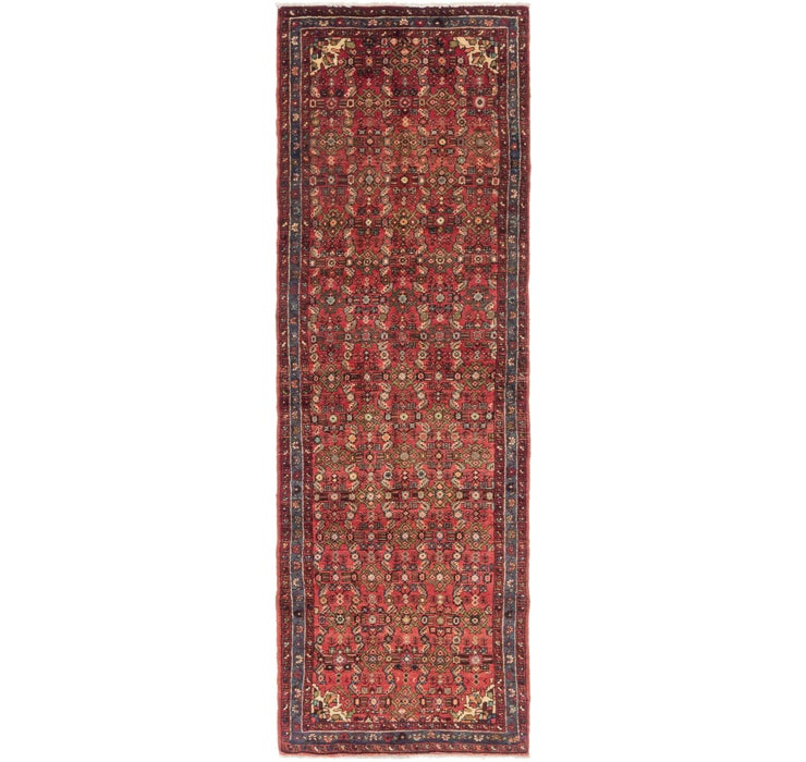 90cm x 297cm Shahsavand Persian Runn...