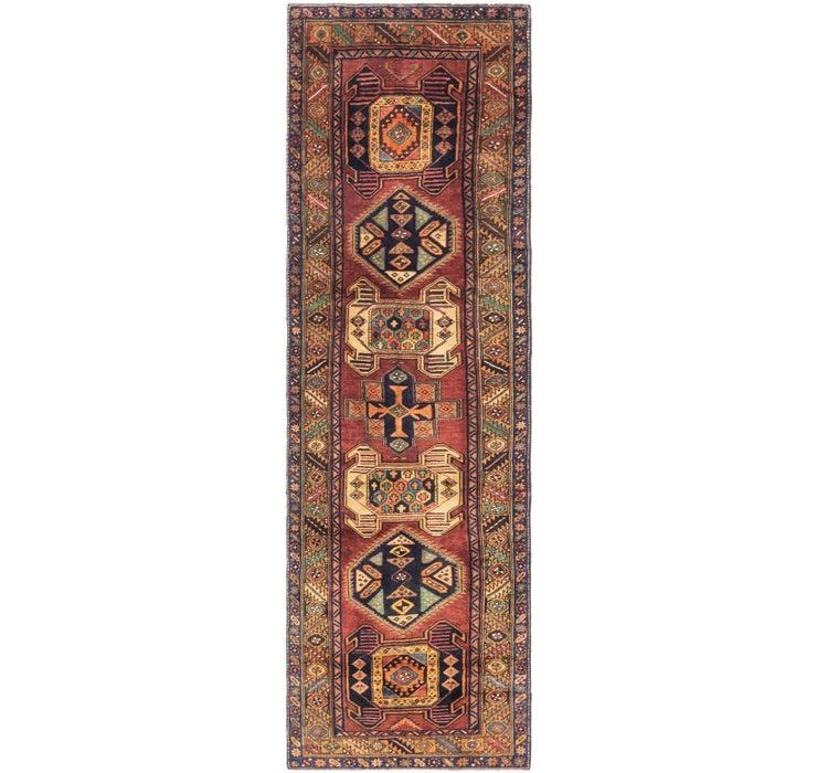 112cm x 390cm Shahsavand Persian Runn...