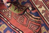 4' 8 x 11' 3 Zanjan Persian Runner Rug thumbnail