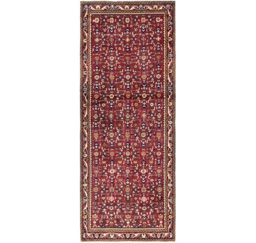 3' 9 x 9' 10 Shahsavand Persian Runner Rug main image