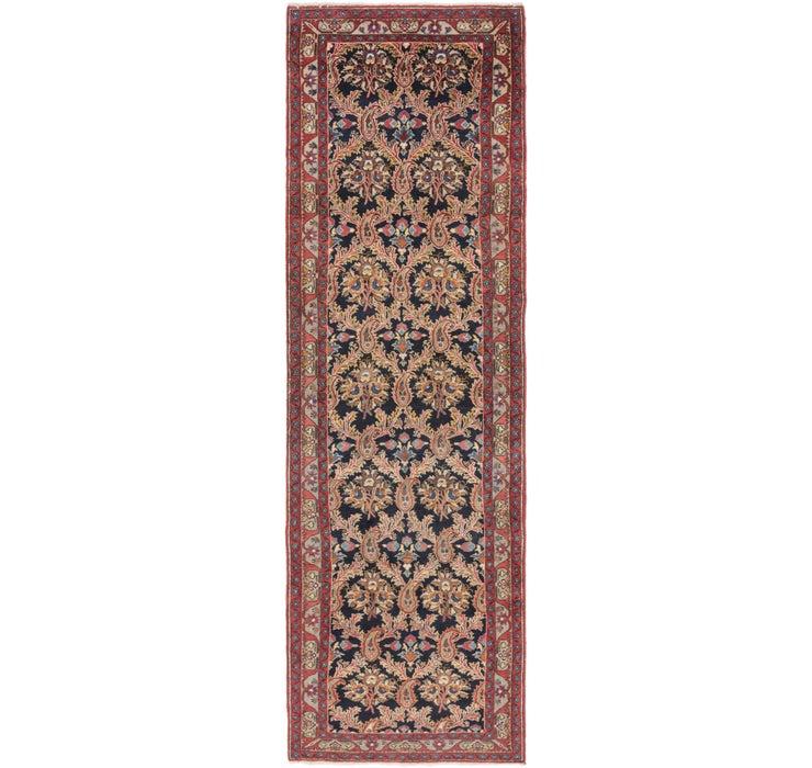 105cm x 365cm Shahsavand Persian Runn...