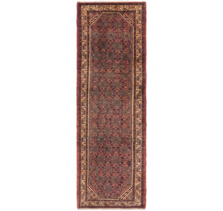 102cm x 305cm Shahsavand Persian Runn...