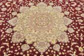 9' 9 x 13' 6 Tabriz Persian Rug thumbnail