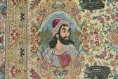 13' x 20' 7 Tabriz Persian Rug thumbnail