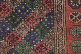 5' 4 x 10' Shiraz Persian Rug thumbnail