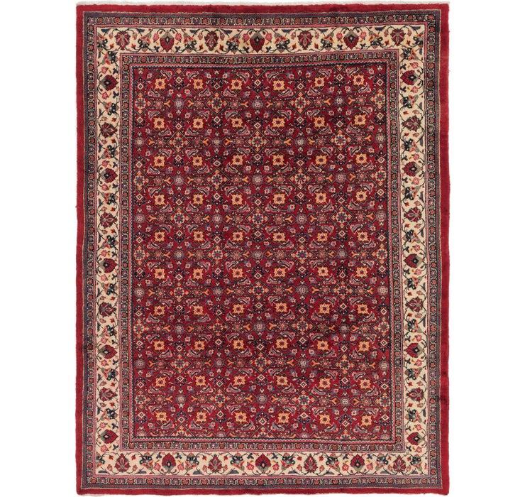 290cm x 375cm Mahal Persian Rug