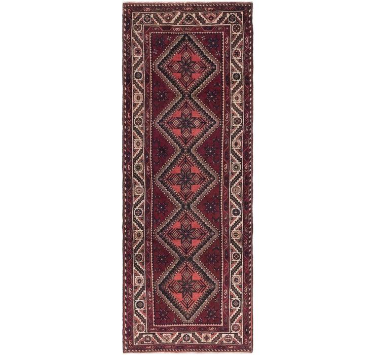 112cm x 323cm Chenar Persian Runner Rug
