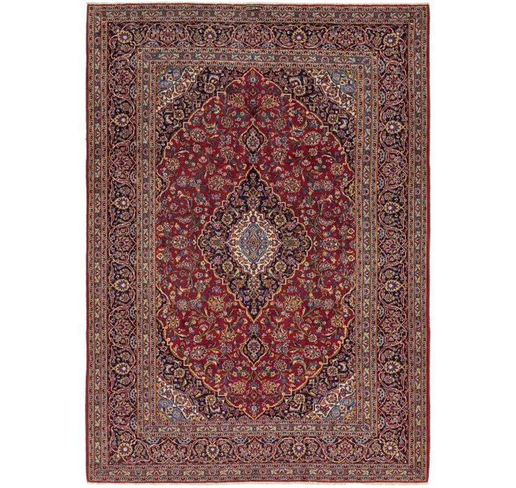 8' 5 x 11' 8 Kashan Persian Rug