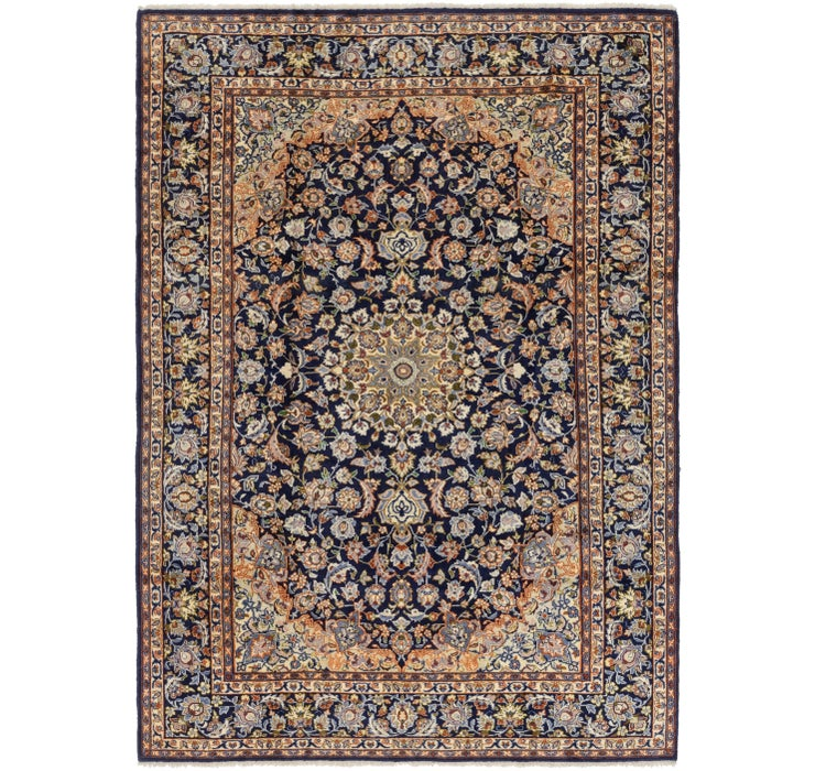 7' 2 x 10' 2 Isfahan Persian Rug