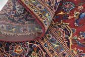 9' x 13' 3 Kashan Persian Rug thumbnail