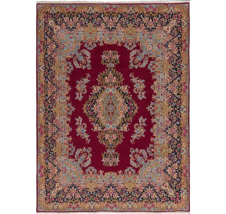 10' x 13' 8 Kerman Persian Rug