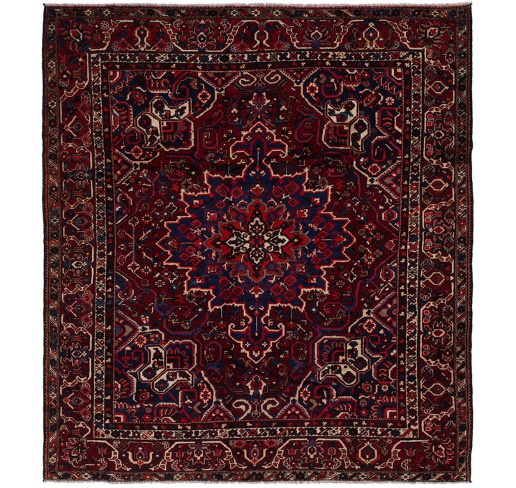 10' 5 x 11' 5 Bakhtiar Persian Square...