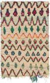 3' 6 x 5' 5 Moroccan Rug thumbnail
