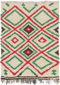 4' 4 x 5' 9 Moroccan Rug thumbnail
