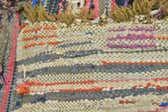 3' 8 x 7' Moroccan Rug thumbnail