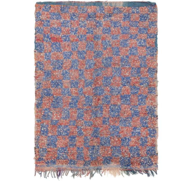 145cm x 200cm Moroccan Rug