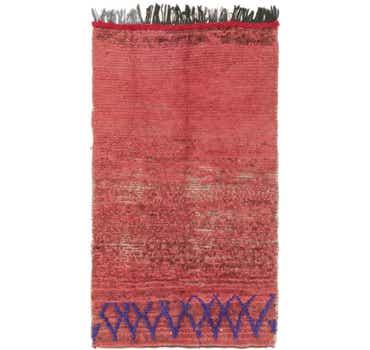 Image of  3' 8 x 6' 7 Moroccan Rug
