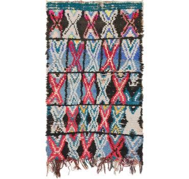 3' 3 x 5' 7 Moroccan Rug main image