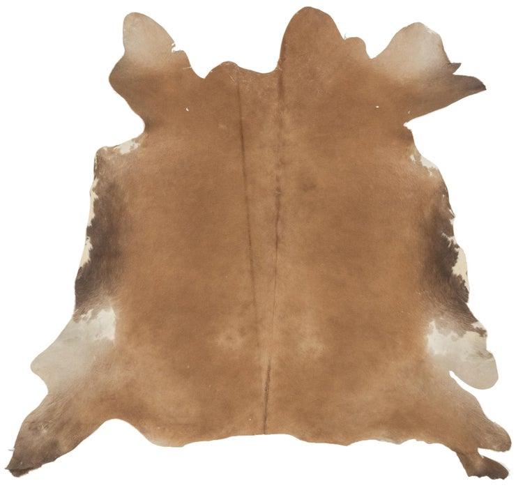 157cm x 188cm Cowhide Square Rug