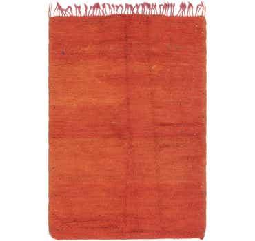 Image of  3' 9 x 5' 9 Moroccan Rug