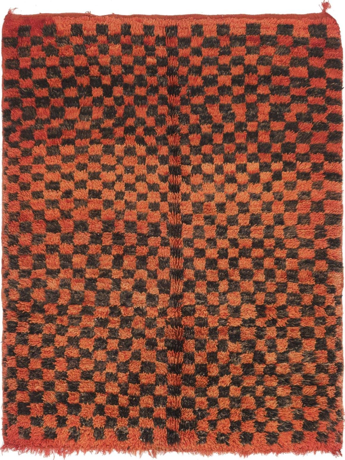 4' 9 x 6' 3 Moroccan Rug main image