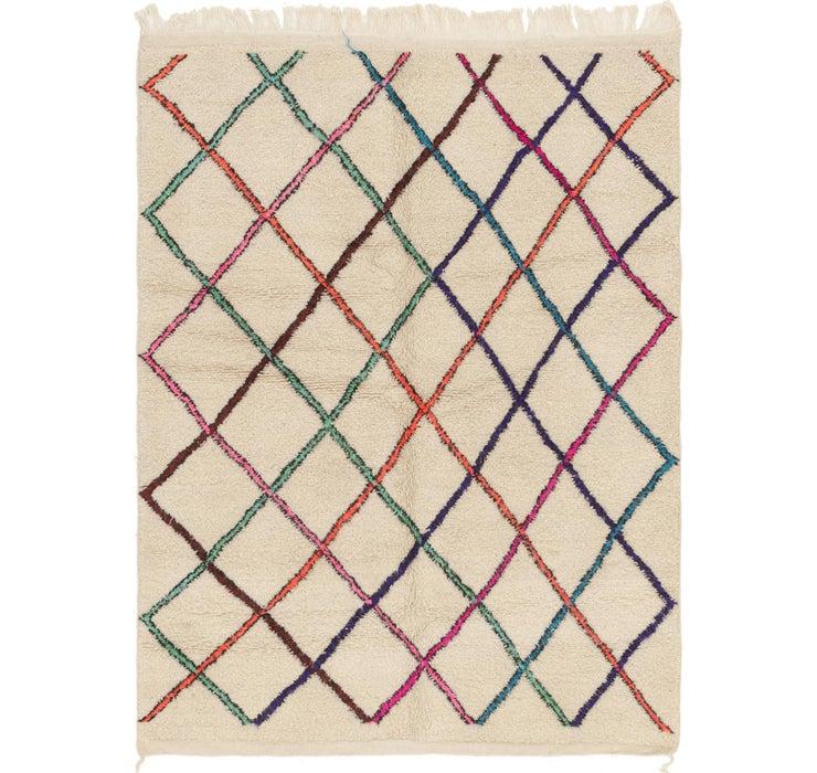 4' 10 x 6' 4 Moroccan Rug