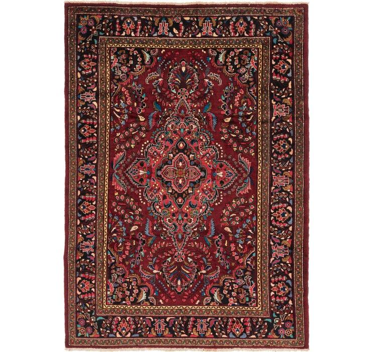 213cm x 312cm Borchelu Persian Rug