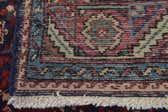 3' 5 x 14' 3 Hossainabad Persian Runner Rug thumbnail