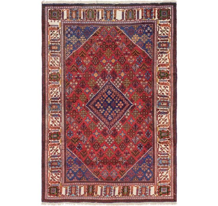 208cm x 305cm Maymeh Persian Rug