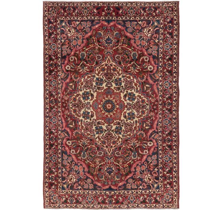 6' 9 x 10' 3 Bakhtiar Persian Rug