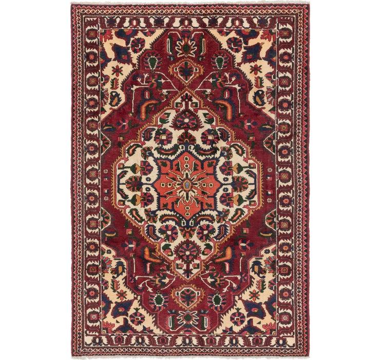 198cm x 287cm Bakhtiar Persian Rug