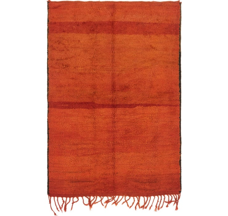 130cm x 183cm Moroccan Rug