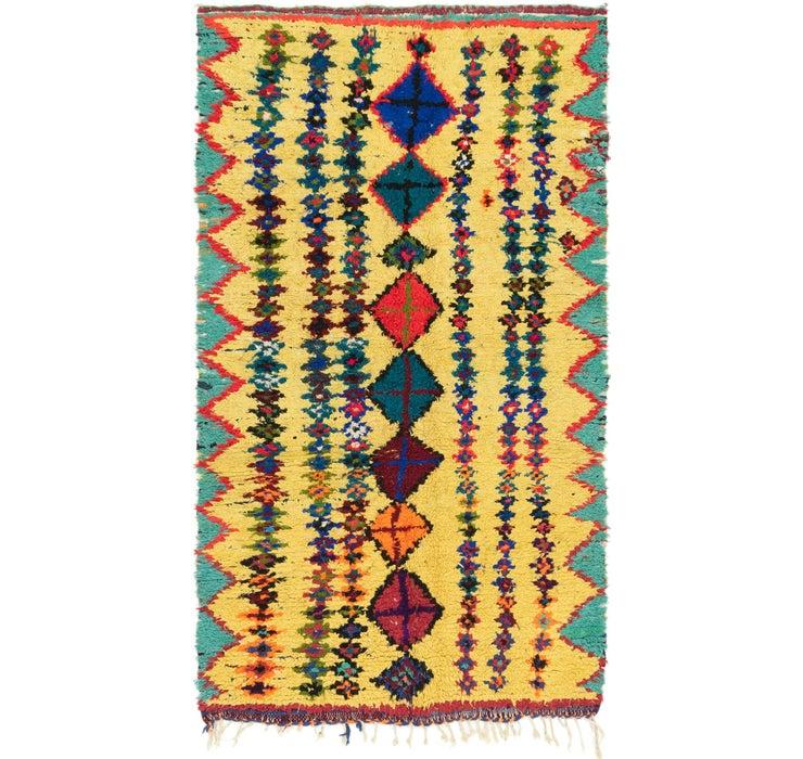 135cm x 225cm Moroccan Rug