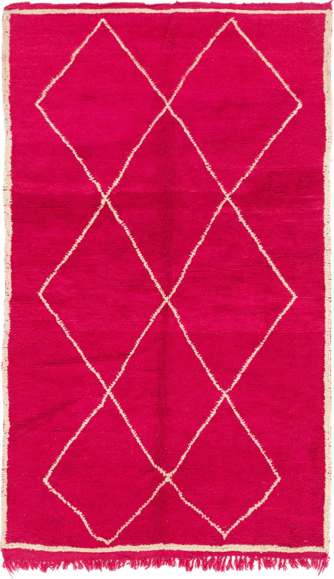 5' x 8' 5 Moroccan Rug main image